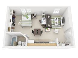 Studio Plans by University Village Floor Plans Ohio State University Student