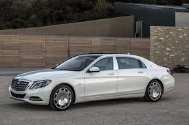 mercedes beamer the lavish 2016 mercedes maybach s600 has been photographed here
