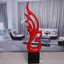 abstract wings statue modern abstract sculpture crafts