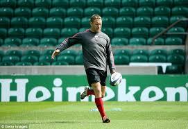 Carl Hayman Bench Press Jonny Wilkinson Can Inspire Toulon To Treble Champions Cup Glory