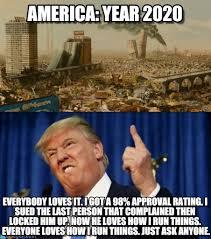 Future Meme - america year 2020 future us with trump meme on memegen