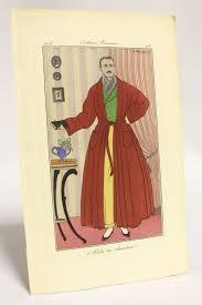 robe de chambre originale parisiens robe de chambre modèle homme pl 96 journal des