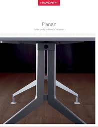 Haworth Planes Conference Table Haworth Planes Training Tables Systemcenter