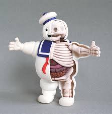 anatomy favorite childhood toys revealed jason freeny