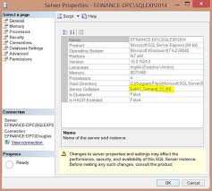 Mysql Change Table Collation Changing Sql Server Collation After Installation