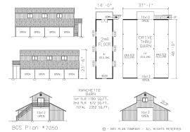 Bari Pole Barn House Plans Blueprints Building Plans Barn