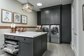 contemporary laundry room cabinets dark gray wash laundry room cabinets contemporary laundry room dark