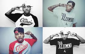 tha alumni clothing kid ink p a r a d i s e c l u b tha alumni clothing line x kid ink