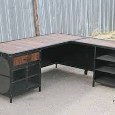 Industrial Table L Industrial Desks Custom Office And Computer Desks Custommade