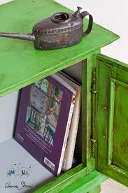 Green Paint by Annie Sloan Antibes Green Chalk Paint