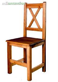 taburetes de pino mil anuncios sillas y taburetes baratos pino 100