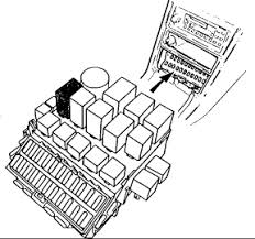 diagram and instructions on how to replace the fuel filter and