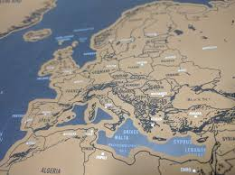 Scratch Off World Map 10 Items Every Traveler Needs Amazing Places