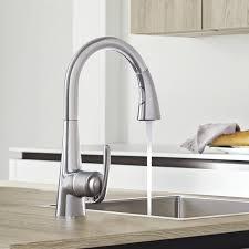 melangeur cuisine avec douchette robinet mitigeur cuisine avec douchette grohe cuisine idées de