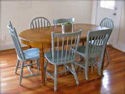 Painting A Dining Room Painting Dining Room Table With Chalk Paint In Brown And Then