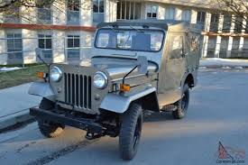 mitsubishi jeep cj3b no reserve willys mitsubishi military cj2 mb gpw cj 2 cj 5