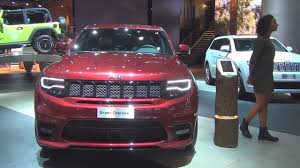 srt jeep 2016 interior jeep grand cherokee srt 6 4 l v8 hemi 468 hp 2017 exterior and