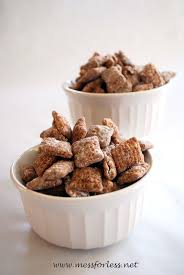 easy muddy buddies recipe mess for less