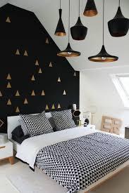 revetement sol chambre revêtement de sol peinture murale et autres décorations en noir 30