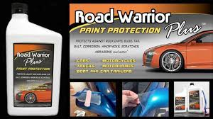 road warrior plus paint protection system honda goldwing parts