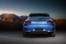 Porsche Macan Blue - gallery blue topcar porsche macan gtspirit