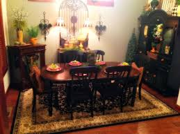 dining table tuscan style dining table and chairs round rooms