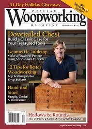 december 2012 201 popular woodworking magazine