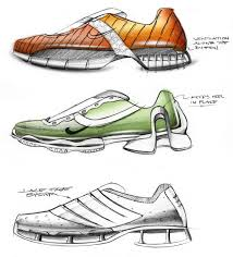 running shoes sketches by dat dang at coroflot com