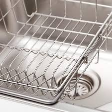 Kitchen Sink Racks Kitchen Sink Accessories Basket Rapflava