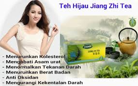 Teh Jiang jual promo tiens jiang zhi tea eceran teh diet teh pelangsing