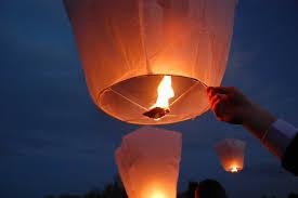 fireworks lantern sky lantern ban