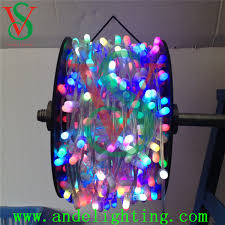 led running belt light led clip light for christmas tree
