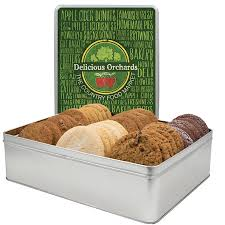 delicious orchards the country food market all cookie tins