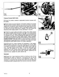bayliner owners club canada omc cobra stern drive tech info part