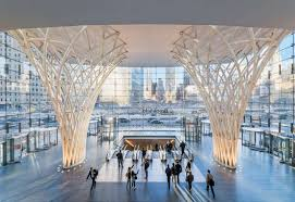 pavilion at brookfield place by pelli clarke pelli architects