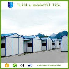 export turnkey low cost prefab modular homes movable house
