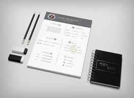 Minimalist Resume Free Minimalist Resume Template U0026 Cover Letter Ai File Good Resume