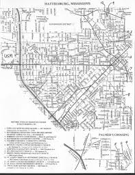 map of hattiesburg ms hattiesburg mississippi city map hattiesburg mississippi mappery