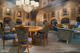 Luxury Dining Rooms 10 Luxury Dining Rooms With Inspiring Baroque Style