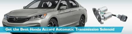 honda accord automatic transmission solenoid at solenoids
