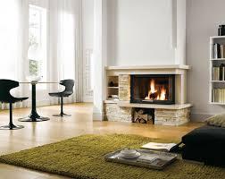 camini angolari moderni gallery of arredo soggiorno moderno con camino idee per il design