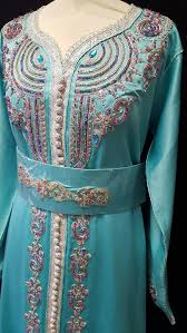 robe mariage marocain caftan marocain robe mariage existe en 2 par sheherazadesign