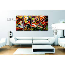 extra large wall art abstract painting home decoration ideas