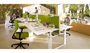 bureau reglable bureau réglable en hauteur temptation sedus equinoxe mobilier