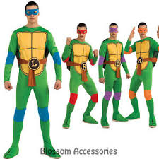 Michelangelo Ninja Turtle Halloween Costume C890 Teenage Mutant Ninja Turtles Tmnt Donatello Michelangelo