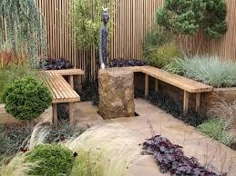 landscape design for small backyard modern outdoor fireplace