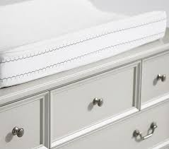 Changing Table Cover Lhuillier Changing Pad Cover Pottery Barn