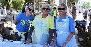 thanksgiving volunteer opportunities ucla volunteer center