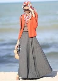 rok panjang muslim aneka jenis rok panjang modis paling cocok untuk muslimah model