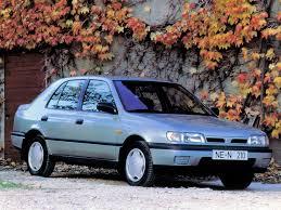 nissan sunny 1991 карточка модели nissan sunny n14 седан на авто ру